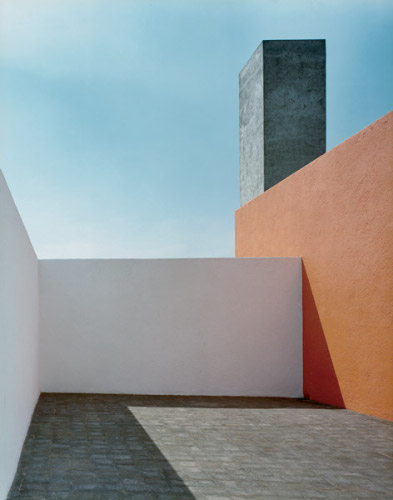 Barragan House, Mexico City, Mexico, 1948 Photo © Barragan Foundation, Birsfelden, Switzerland/ProLitteris, Zurich, Switzerland ©2012 The Hyatt Foundation