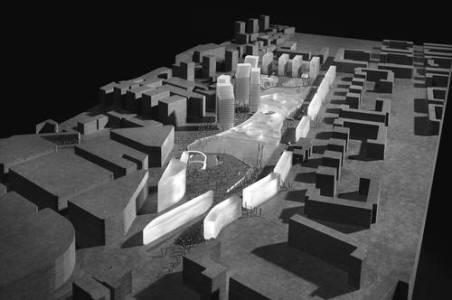Uno de los proyectos arquitectónicos vanguardistas de Arquiberia - Foto Cortesía de Iñaki Ábalos / LaJornada (México)