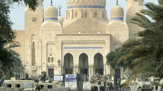 La arquitectura de Bagdad es una combinación de estilos del siglo XX y el tradicional (EFE). CNN México