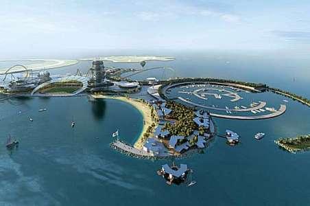 Vista aérea del conjunto - Foto: Marca.com