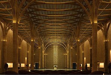 Los diseños en bambú se caracterizan por su resistencia y cuidado del medio ambiente. Foto: altonivel.com.mx