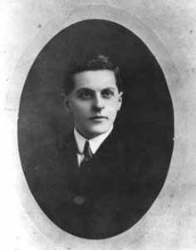 Retrato de Wittgenstein dedicado a su amigo Eccles en 1910 - Wikipedia