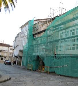 Inmueble en rehabilitación, Galicia (2011)