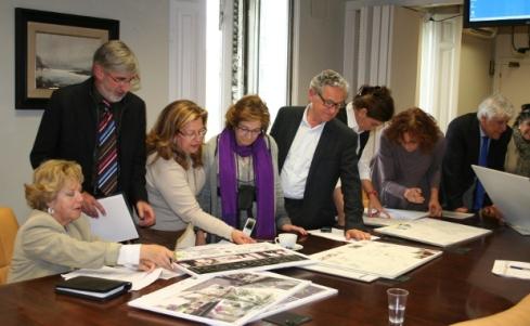 El Jurado en acción - Foto: CSCAE