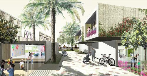 Modulor.K - Barrio de San Fernando - CSCAE