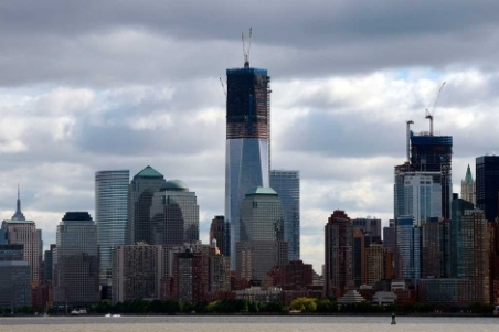 El One World Trade Center.| Afp - ElMundo.es