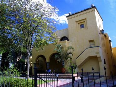 Casa ITESO Clavigero obra resultado de la inspiración del Arq. Luis Barragán. ARCHIVO www.informador.com.mx
