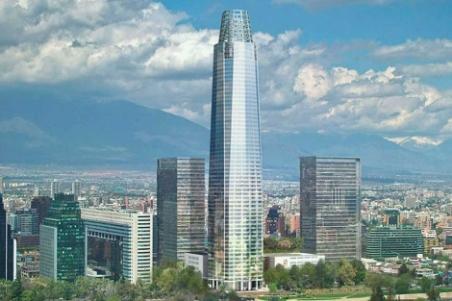 La torre Costanera Center, la más alta de Latinoamérica. ElMundo.es