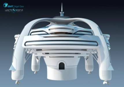 The amount of space on board Utopia could be used in many ways - www.gizmag.com