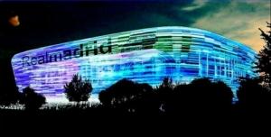 Recreación del estadio Santiago Bernabéu.  R. M. - ElMundo.es