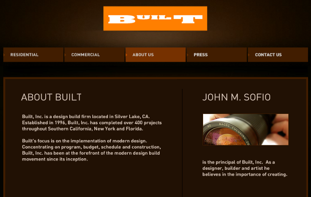 Built Inc. - Modern Architect in Los Angeles - www.builtinc.com