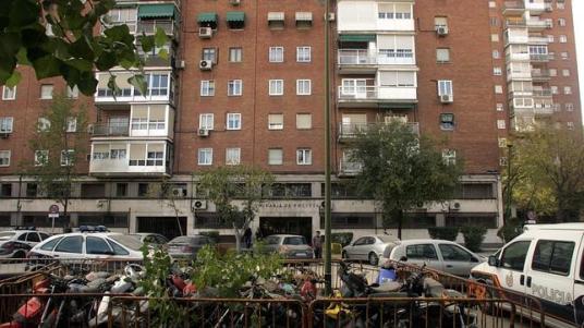 ABC - Colonia de viviendas en el barrio de la Ciudad de los Ángeles de Madrid