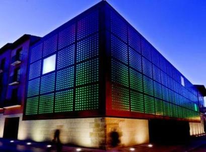 El nuevo Centro de la Cultura del Rioja, CCR. Foto: deviajeporlarioja.com
