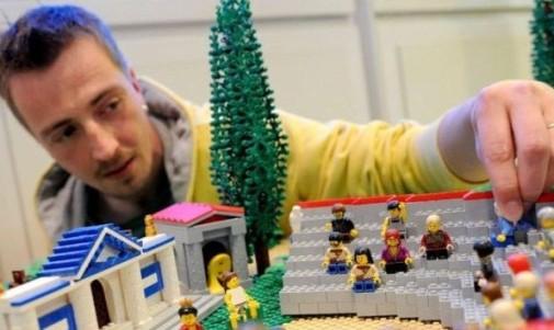 """Un museo recrea la historia de la humanidad con 1,5 millones de piezas """"lego"""" - Informe21.com"""