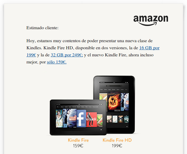 Fuente: Web de Amazon.es
