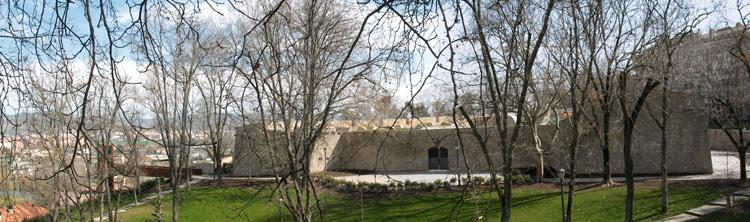 Centro de interpretación de las fortificaciones de Pamplona. Fortín de San Bartolomé - www.murallasdepamplona.com