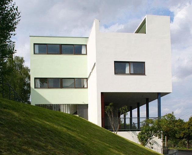 Uno de los edificios diseñados por Le Corbusier para la Weissenhof | Crédito: Wikipedia - Arte Secreto