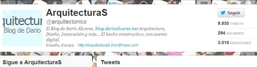 Meta alcanzada: más de 3.000 seguidores en Twitter