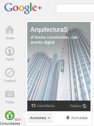 ArquitecturaS - Google+-192433