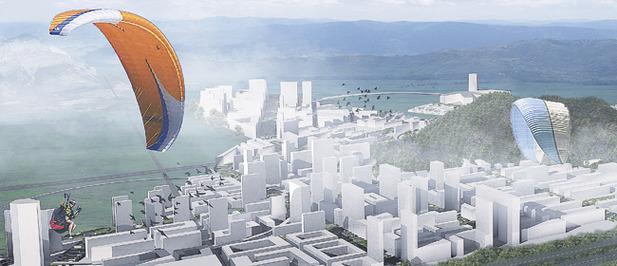 Ciudad del conocimiento: arquitectos españoles diseñan una urbe sostenible en China  - www.larazon.es