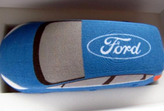 El techo de mi modelo 3D del Ford Fiesta