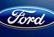 El clásico logotipo de Ford - inconfundible