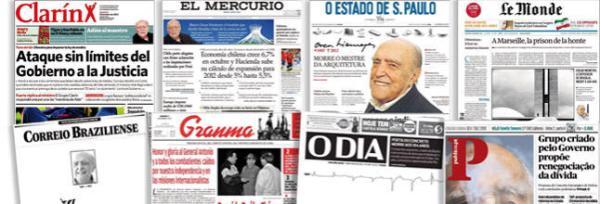 Un arquitecto de «primera» - Prensa internacional se hace eco de la muerte de Oscar Niemeyer / lne.es