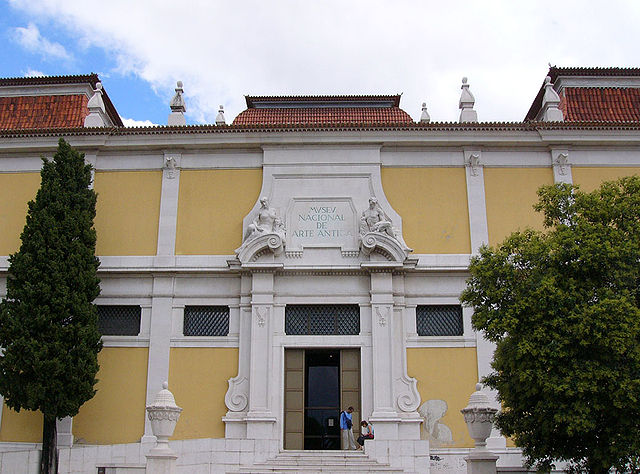 Museo Nacional de Arte Antiguo, Lisboa - Portugal / Wikipedia