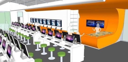 BiblioTech - Imagen: El Gadgetoblog / ElMundo.es