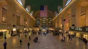 View inside the Main Concourse, facing east - Wikipedia