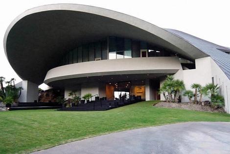 Entrada de la casa | Trianglemodernisthouses.com - ElMundo.es