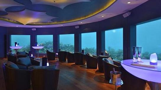 Inauguran la primera discoteca submarina del mundo - ABC.es