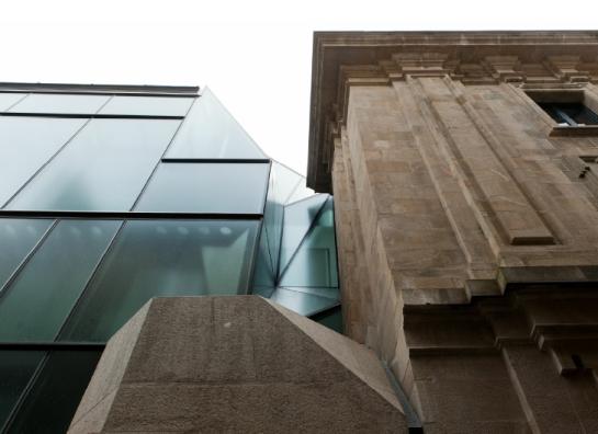 Museo de las Peregrinaciones y de la Ciudad. Consorcio de Santiago.  Santiago de Compostela, España - Manuel Gallego Jorreto - XII BEAU