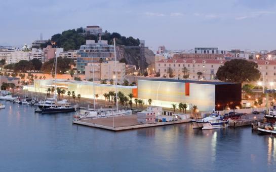 Cartagena. España. SelgasCano arquitectos. Fotografía: Iwan Baan  - XII BEAU