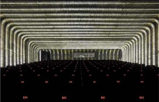 Cineteca Matadero Madrid. Madrid, España. Churtichaga+Quadra-Salcedo Arquitectos. XII BEAU