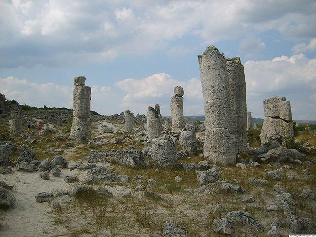 Pobiti Kamani, Bulgaria. Wikipedia.