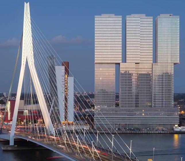 REM KOOLHAAS/ESTUDIO OMA - ABC.es /Koolhaas crea en Rotterdam uno de los edificios más grandes de Europa - ABC.es