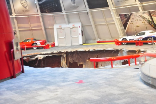 Foto by Zora Duntov, National Corvette Museum 10/2/2014 permission is granted for the use of this photo