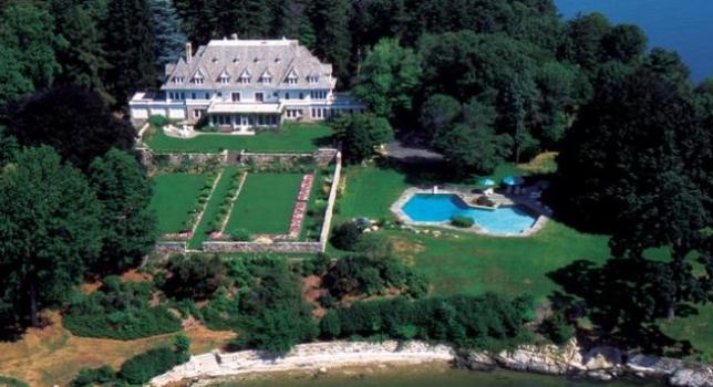 Imagen de la vivienda situada en los Hamptons, Nueva York AGENCIAS - ElMundo.es