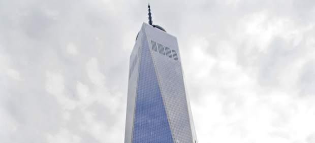 El One World Trade Center, conocido como la 'Torre de la Libertad', se levanta donde estaba el World Trade Center, Nueva York. 20minutos.es