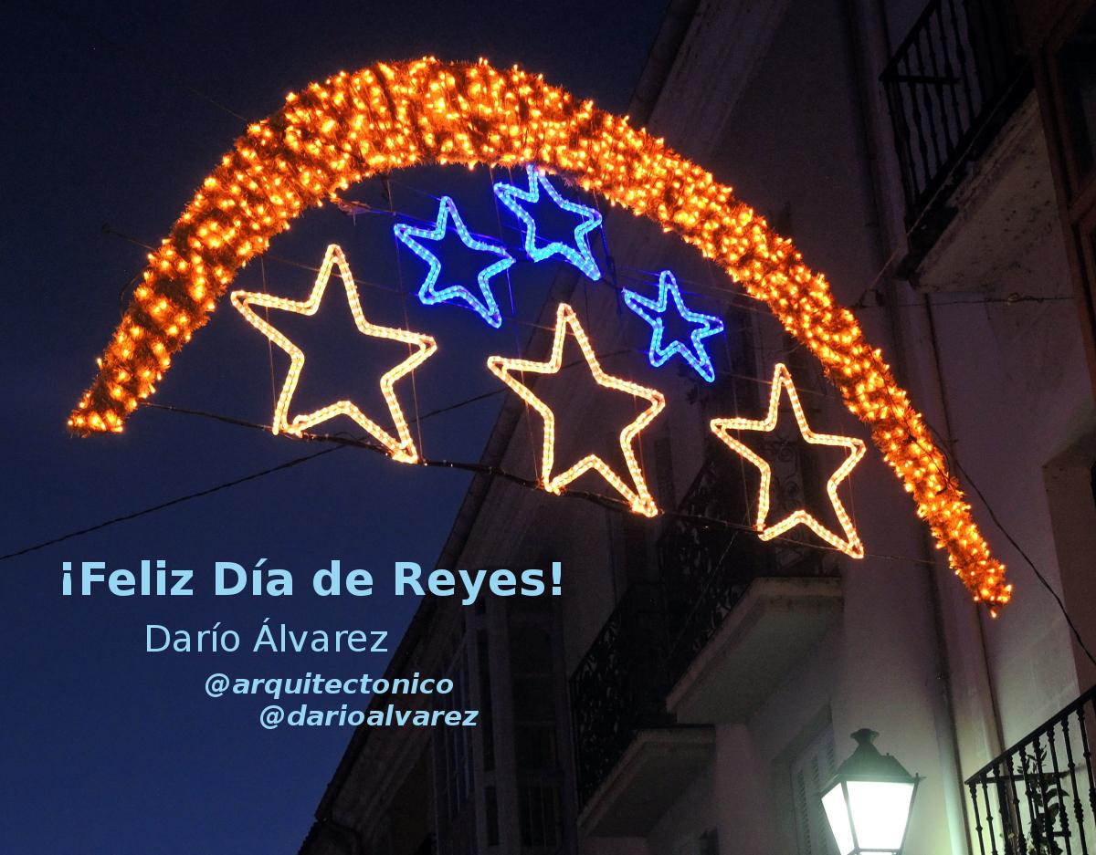 ¡Muy Feliz Día de Reyes!