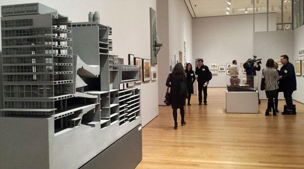 """La muestra 'Latinoamérica en Construcción: Arquitectura 1955-1980"""" se inaugurará el próximo 29 de marzo en el MoMA de Nueva York. Foto: AFP. ElComercio.com"""