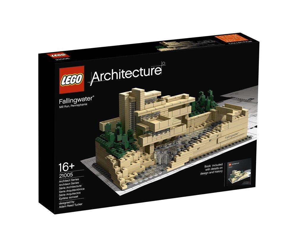 LEGO Architecture 21005 – Fallingwater