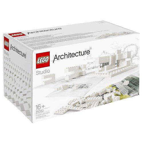 LEGO - Architecture Studio. Juego de construcción (21050)