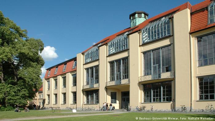 Weimar: donde todo comenzó. Bauhaus.