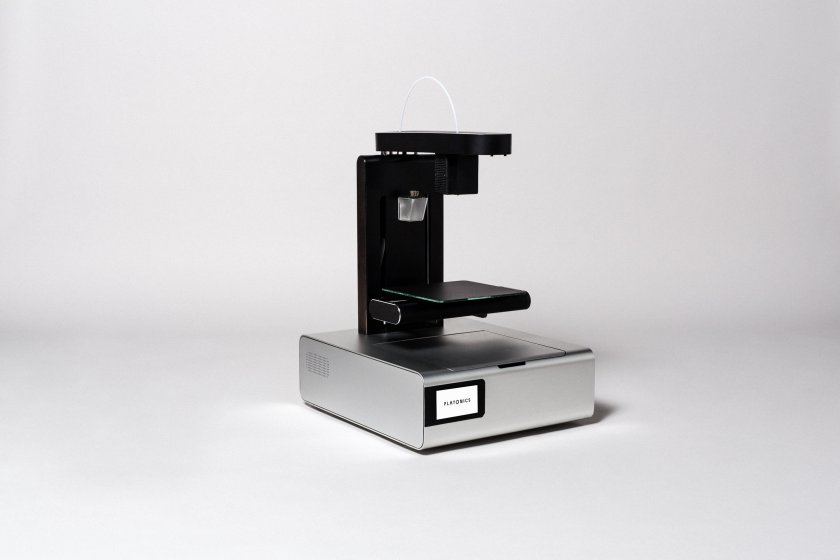 Ark, de Platonics, primera impresora 3D del mundo para arquitectos - Fuente: Platonics, Finlandia.
